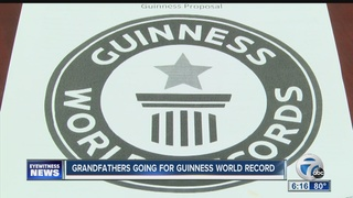 Grandfathers attempting Guinness World Record