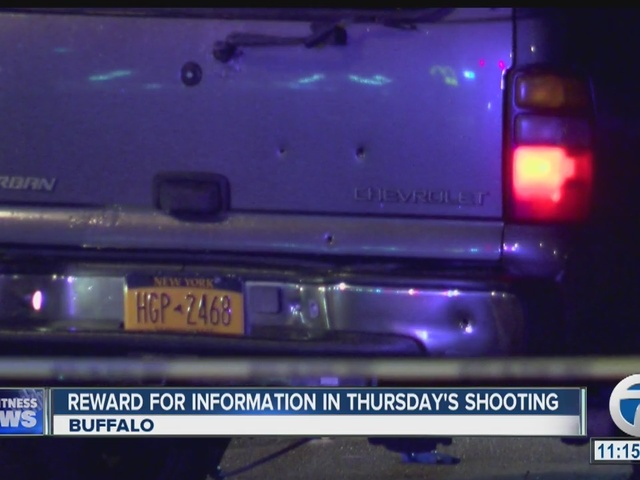 Buffalo Police asking community for information in recent shooting of an…