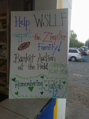 Community helps family who lost 6-year-old child