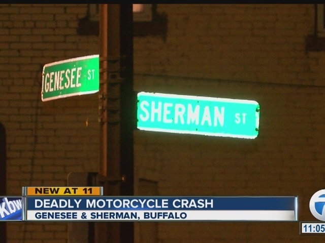Police investigate deadly motorcycle crash