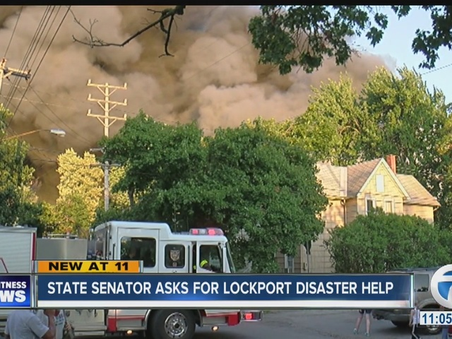 State Senator Ortt asks for Lockport disaster help