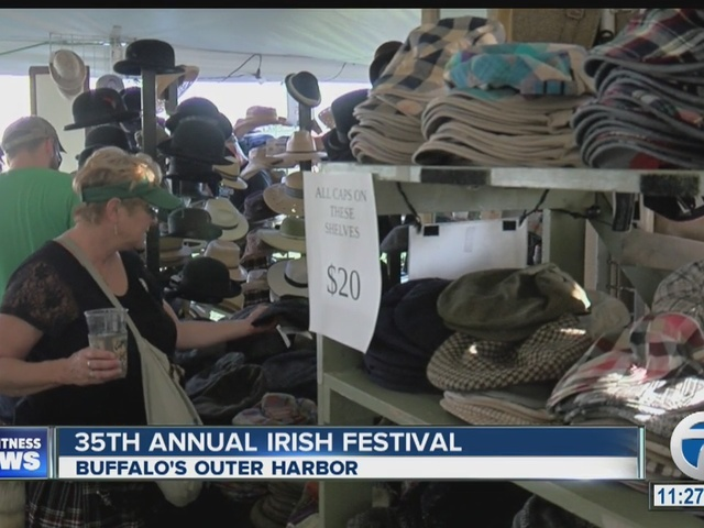 Irish Festival at Outer Harbor enters second day
