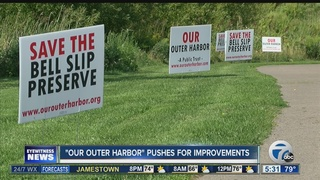 """""""Our Outer Harbor"""" campaign seeks input in plans"""