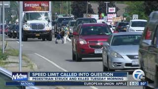 Man struck and killed on Niagara Falls Boulevard