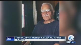 Police investigating restaurant owner's death