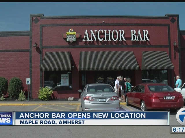 Anchor opens new restaurant with added features