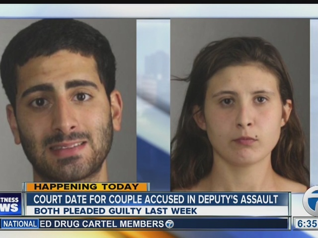 Duo accused of assaulting deputy due in court