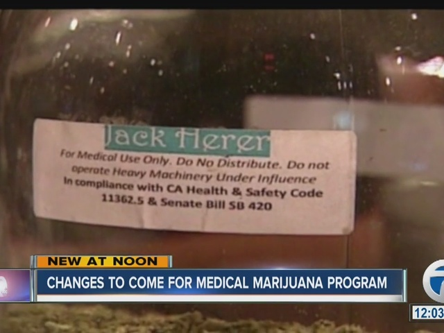 Medical Marijuana Program offers home delivery