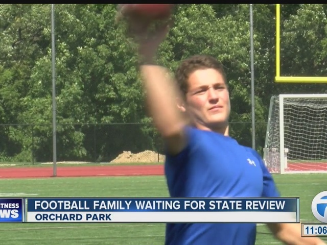 Orchard Park family waiting for NY State Education Department for…