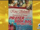 Prayer in the Bookbag