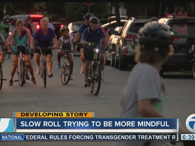 Slow Roll Buffalo makes some changes