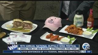 Buffalo Wing Festival will celebrate 15 years