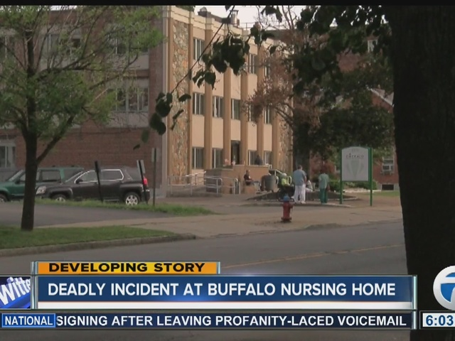 Deadly Incident at Buffalo Nursing Home Raises Concerns