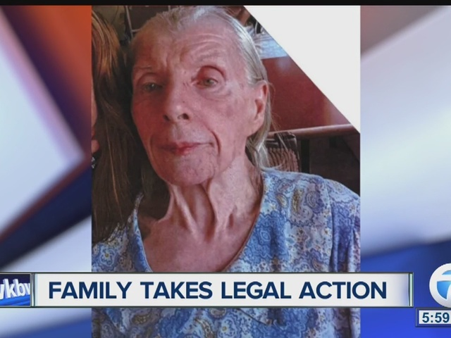 Family takes legal action after woman is beaten at local nursing home