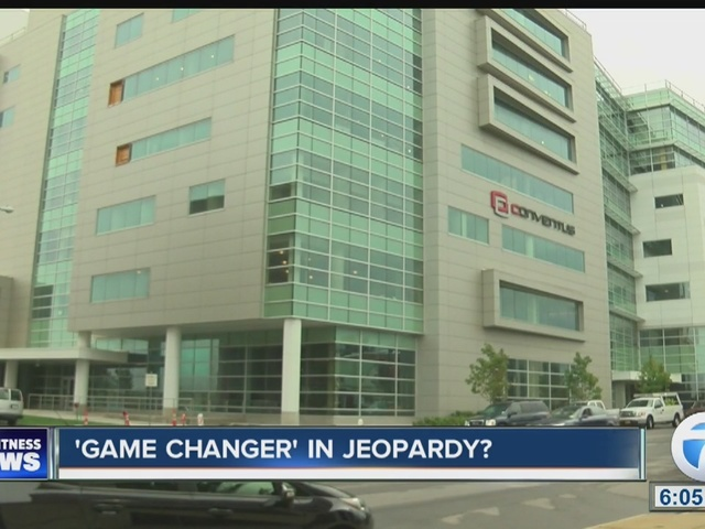 Is a major bio-tech company re-thinking its investment in WNY?