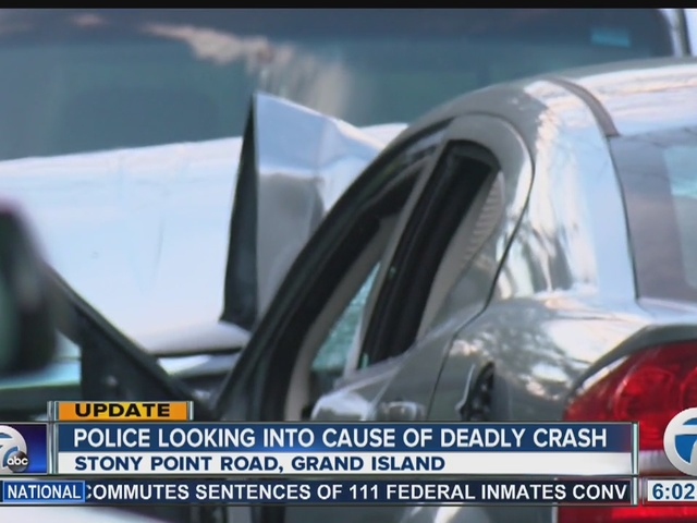 Man killed in Grand Island car crash