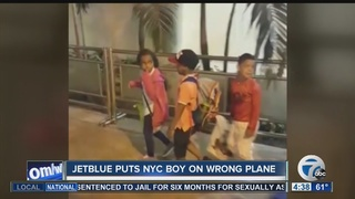 Mom says Jet Blue lost her 5-year-old for hours