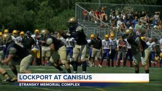 Canisius, N. Falls & GI win big to open season