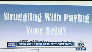 Warning about predatory credit repair companies