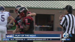Sept. 9 - Play of the Night
