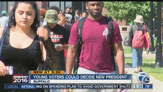 Millennials undecided on who should be president