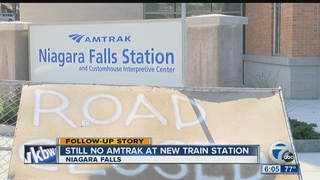 New $43 million train station, but no trains