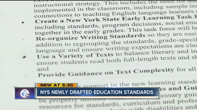 an evaluation of the new york state learning standards Special education in new york state :  parent's rights to an evaluation  lda white paper on idea evaluation criteria for specific learning disabilities.