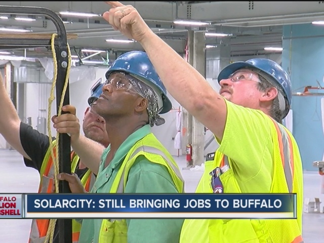 SolarCity: won't let corruption charges delay Buffalo project
