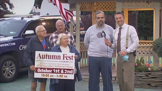 Autumn Fest in Sanborn