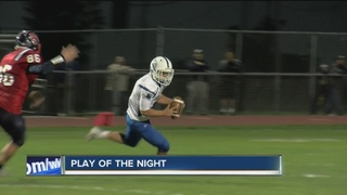 Sept. 23 - Play of the Night