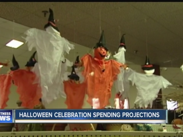 Consumers to spend ghoulish $82.93 on candy and costumes for Halloween