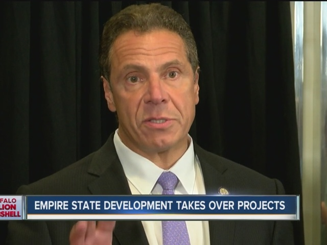 Cuomo calls allegations in federal corruption case