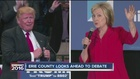 Erie County looks ahead to presidential debate