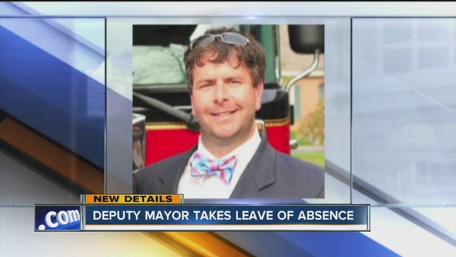 Deputy Mayor on leave following DWI charges
