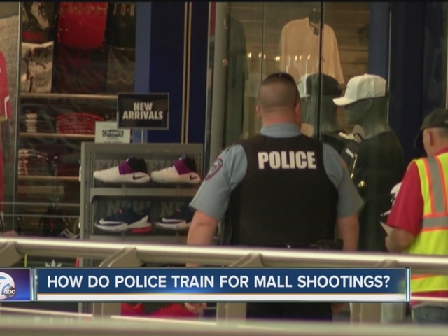 Cheektowaga Police hold active shooter drills to prepare for worst case…