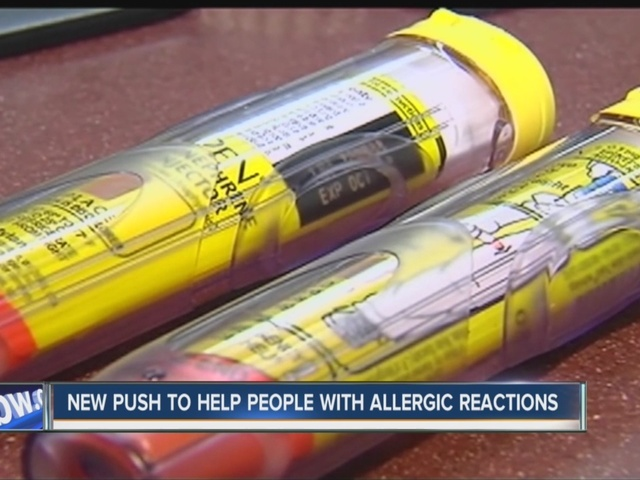 NY Senator co-sponsors EpiPen legislation