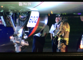 Plane makes emergency landing at Buffalo airport
