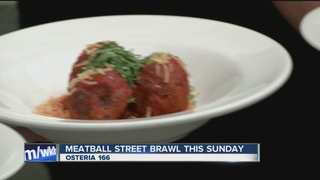 Title bout: Buffalo's best meatball up for grabs