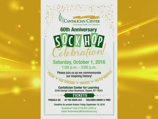 60th Anniversary Sock Hop