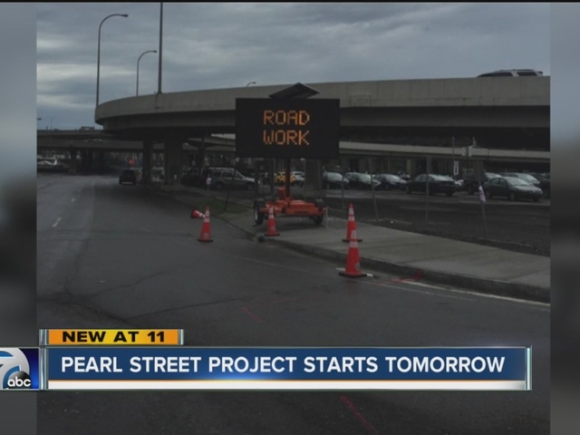 Final phase to make Pearl St a two way street
