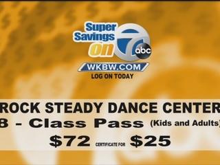 Rock Steady Dance Center