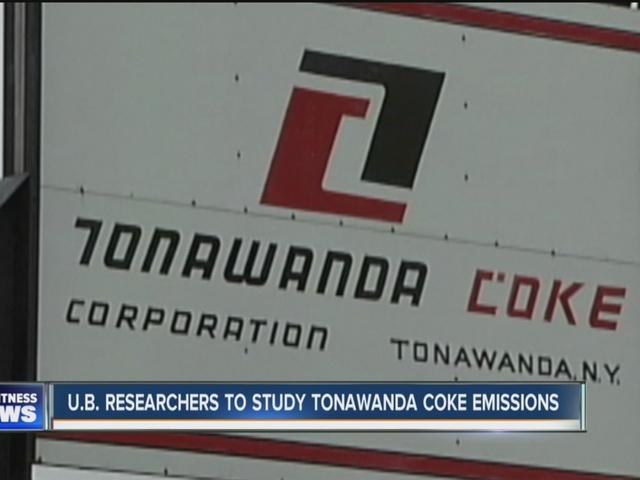 Tonawanda Coke emissions study