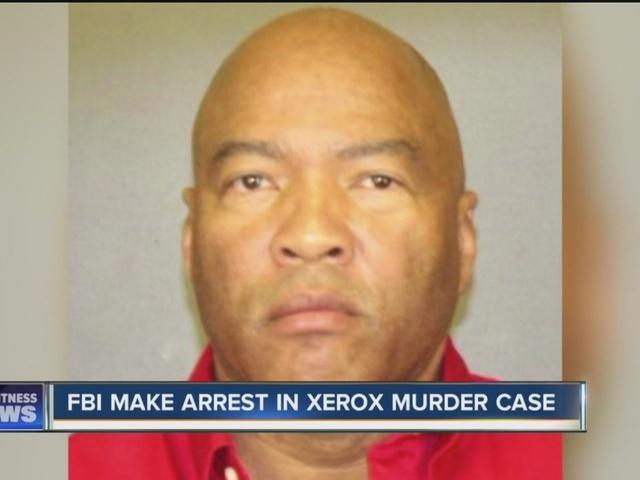 FBI make arrest in Xerox murder case 13 years later