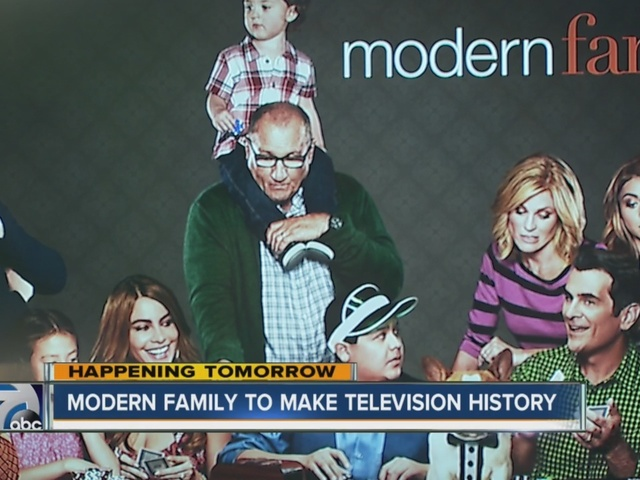 Modern Family to feature first transgender child