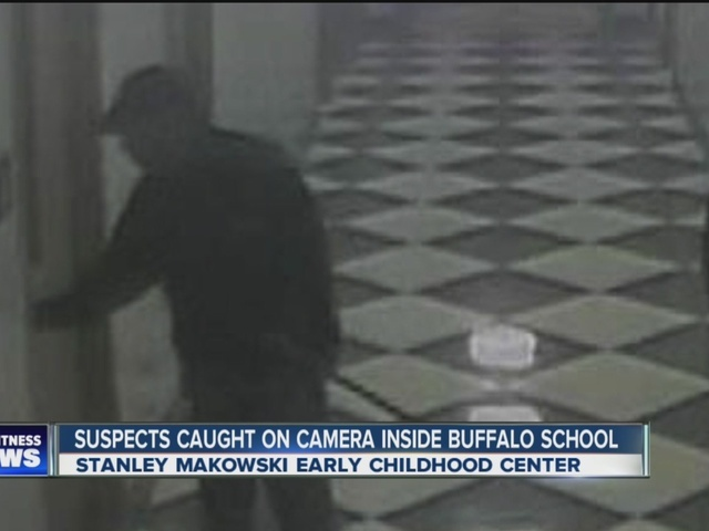 School burglarized twice in 2 days