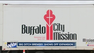 City Mission launches school food drive