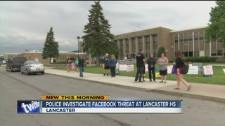 Police investigate threat at Lancaster HS