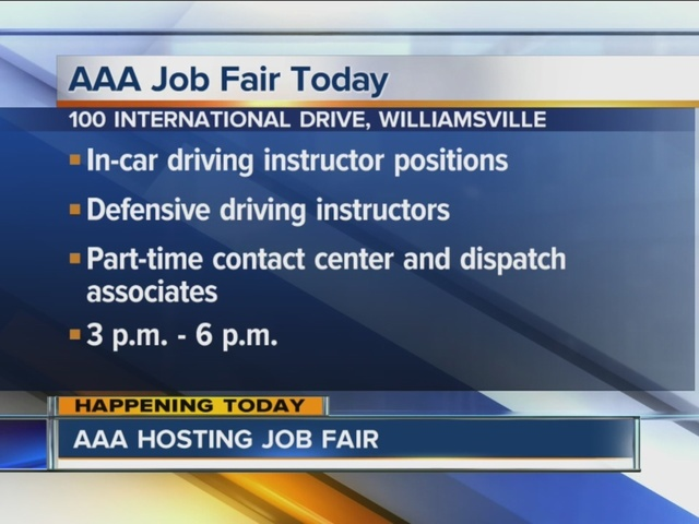 AAA holds job fair for driving instructors