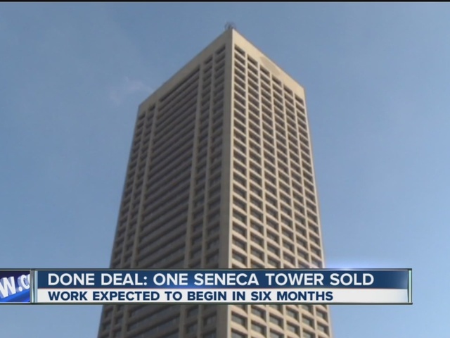 Done deal! One Seneca Tower sold