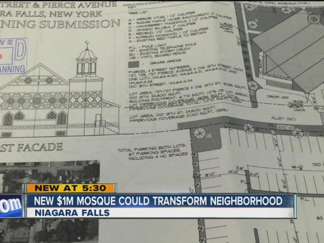 New mosque will be built in Niagara Falls